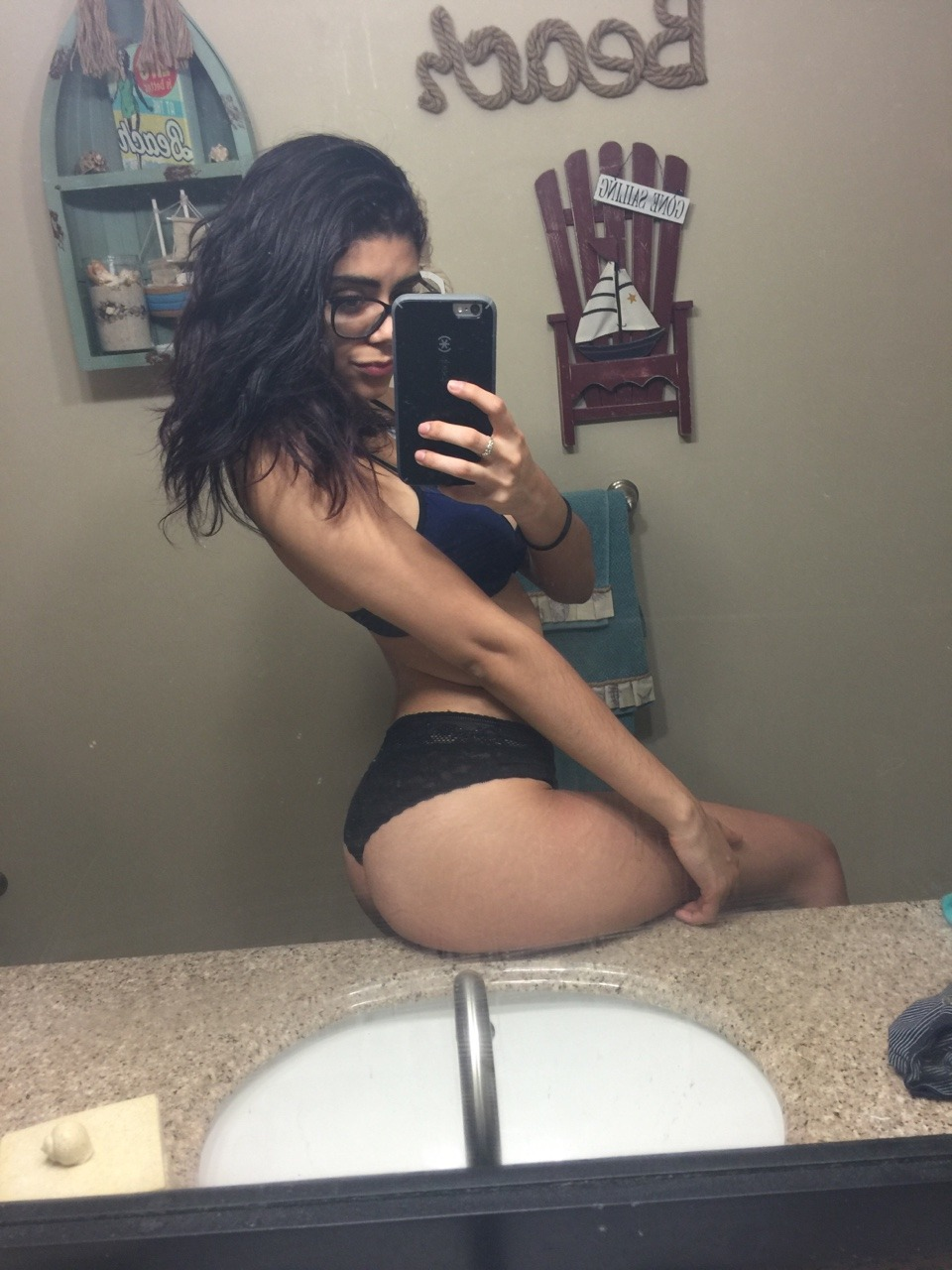 selfie porno de belle fille nue du 35