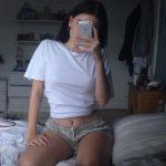 selfie porno de belle fille nue du 63