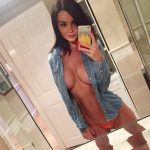 selfie coquin dans le 43 avec femme nue