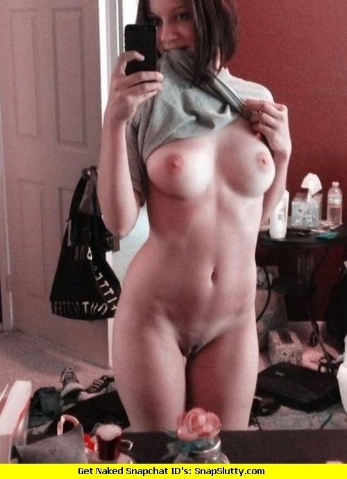 selfie porno de belle fille nue du 25