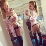 selfie porno de belle fille nue du 71