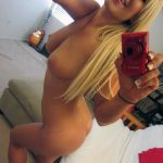 selfie porno de belle fille nue du 91
